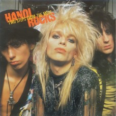 Hanoi Rocks ‎– Two Steps From The Move