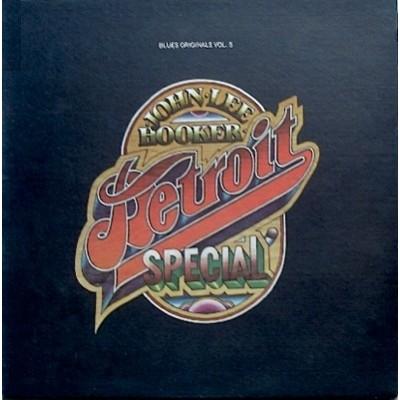 John Lee Hooker – Detroit Special