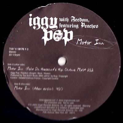 Iggy Pop With Feedom Featuring Peaches – Motor Inn