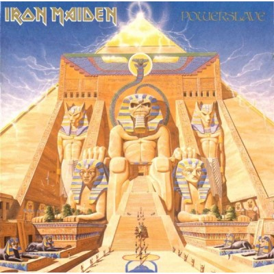 Iron Maiden ‎– Powerslave Picture Disc