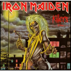 Iron Maiden – Killers LP Reissuie