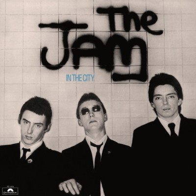 The Jam ‎–  In The City