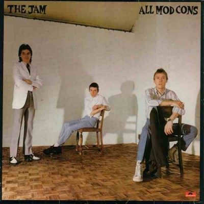 The Jam – All Mod Cons