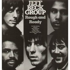 Jeff Beck Group ‎– Rough And Ready