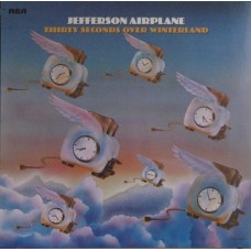 Jefferson Airplane ‎– Thirty Seconds Over Winterland