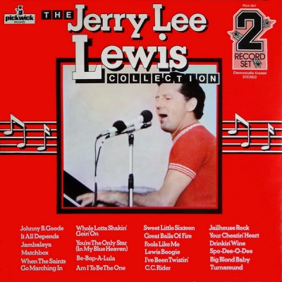 Jerry Lee Lewis – The Jerry Lee Lewis Collection 2LP