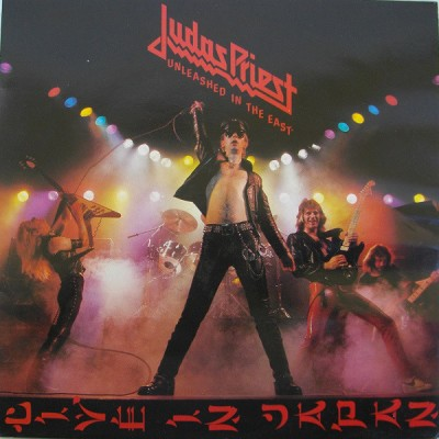 Judas Priest – Unleashed In The East (Live In Japan)