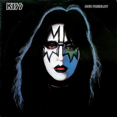 Kiss, Ace Frehley – Ace Frehley