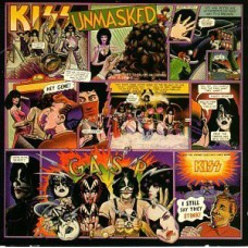 Kiss - Unmasked + Poster