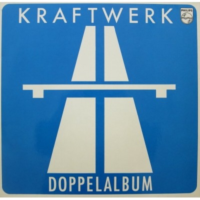 Kraftwerk – Doppelalbum