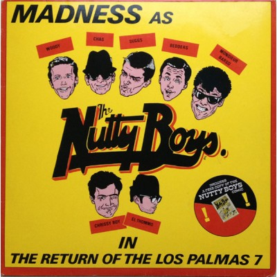 Madness – The Return Of The Los Palmas 7