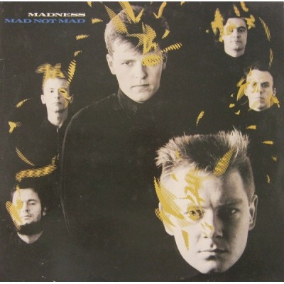 Madness ‎– Mad Not Mad
