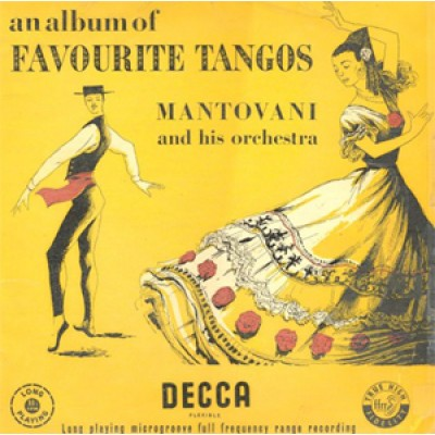 Mantovani And His Orchestra – An Album Of Favourite Tangos