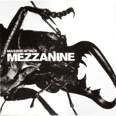 Massive Attack ‎– Mezzanine 2LP