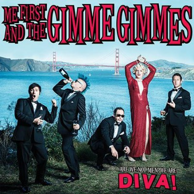 Me First And The Gimme Gimmes ‎– Are We Not Men? We Are Diva!