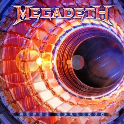 Megadeth ‎– Super Collider