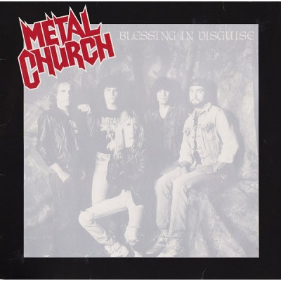 Metal Church – Blessing In Disguise