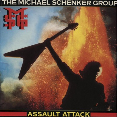 The Michael Schenker Group ‎– Assault Attack