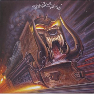 Motörhead –  Orgasmatron
