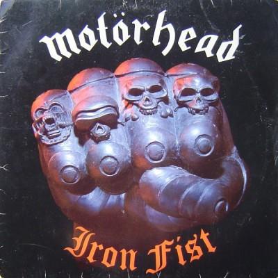 Motörhead –  Iron Fist