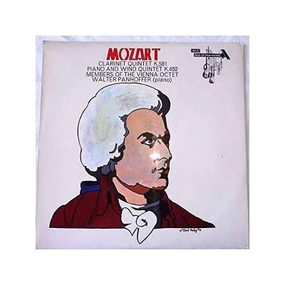 Mozart – Clarinet Quintet K581, Piano & Wind Quintet K.452