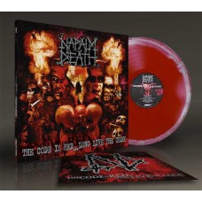 Napalm Death ‎– The Code Is Red... Long Live The Code
