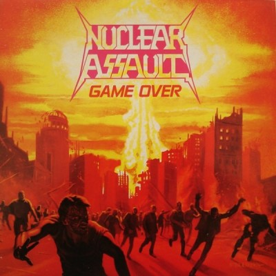 Nuclear Assault – Game Over