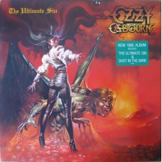 Ozzy Osbourne ‎– The Ultimate Sin