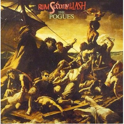 Pogues, The ‎– Rum Sodomy & The Lash