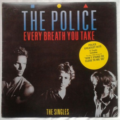 The Police ‎– Every Breath You Take (The Singles)