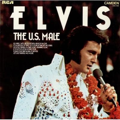 Elvis Presley – Elvis The U.S.Male