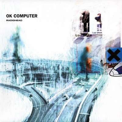 Radiohead - OK Computer 2LP Gatefold 2016 Reissue