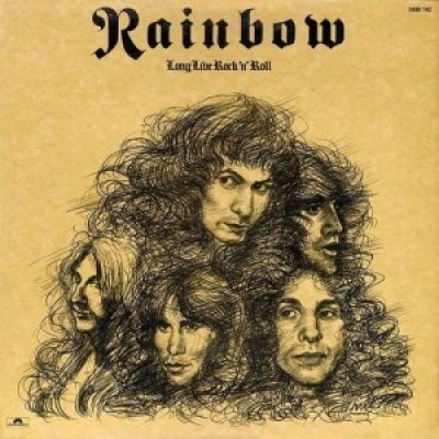 Rainbow ‎– Long Live Rock'N'Roll