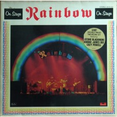 Rainbow ‎– On Stage 2LP