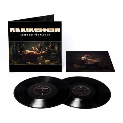 Rammstein – Liebe Ist Fur Alle Da