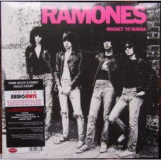 Ramones - Rocket To Russia LP 2018 Reissue