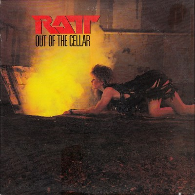 Ratt – Out Of The Cellar