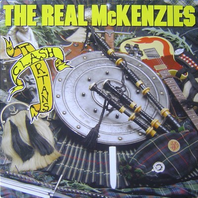 The Real McKenzies – Clash Of The Tartans
