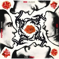 Red Hot Chili Peppers ‎– Blood Sugar Sex Magik 2LP