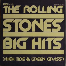 Rolling Stones, The – Big Hits (High Tide And Green Grass)