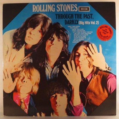 Rolling Stones, The – Through The Past, Darkly (Big Hits Vol. 2)
