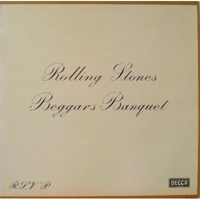 Rolling Stones, The ‎– Beggars Banquet