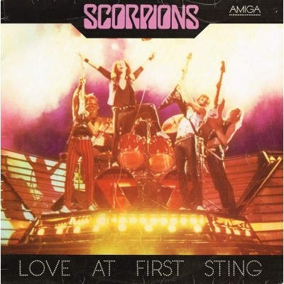Scorpions – Love At First Sting