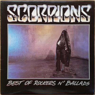 Scorpions –  Best Of Rockers 'N' Ballads