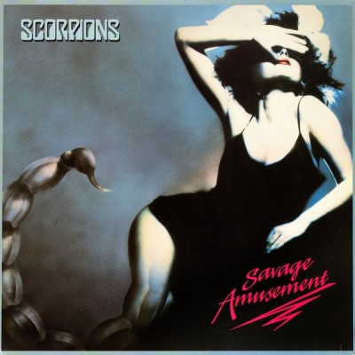 Scorpions ‎– Savage Amusement