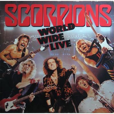 Scorpions –  World Wide Live 2LP Gatefold