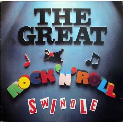 Sex Pistols – The Great Rock 'N' Roll Swindle 2LP 1979 Germany