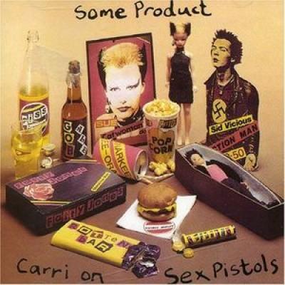 Sex Pistols – Some Product LP 1979 UK
