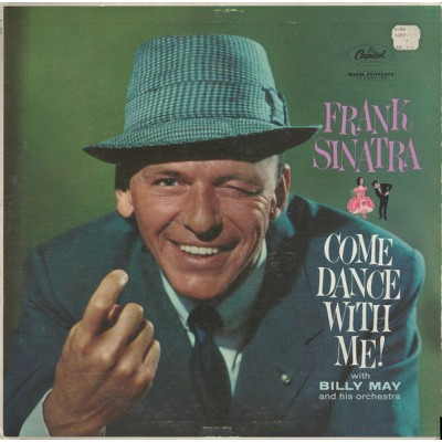 Frank Sinatra ‎– Come Dance With Me!