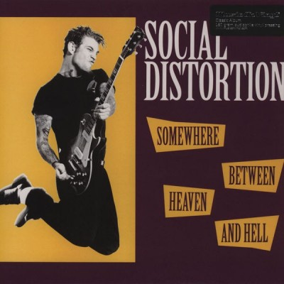 Social Distortion – Somewhere Between Heaven And Hell